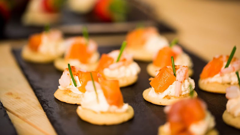 choose from any evening buffet, served for all wedding guests from the crown hotels restaurant