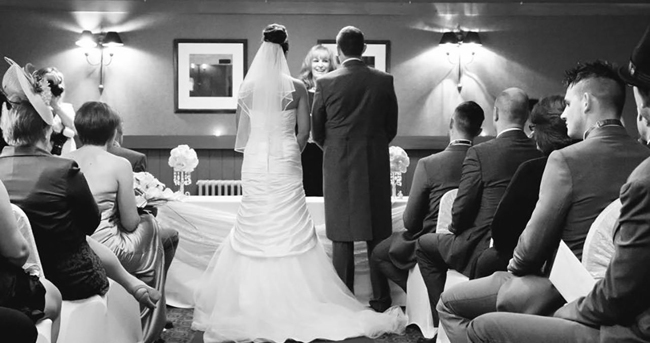 situated in the cosmopolitan town of bawtry, the crown hotel is the ideal wedding venue