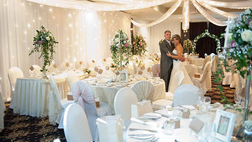 let our wedding coordinators take the stress of your big day as part of our signature wedding package