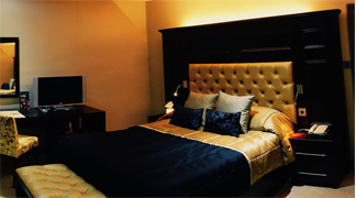 Try our luxurious superior rooms