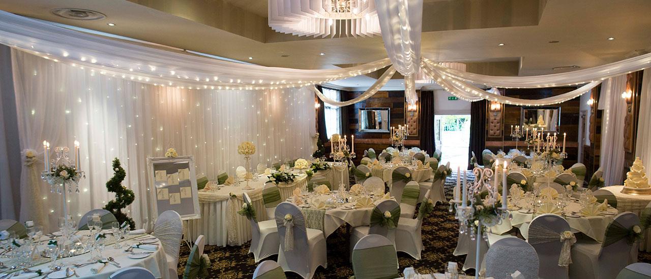 a fantastic wedding venue in doncaster
