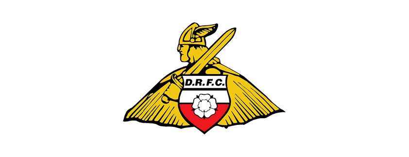 Doncaster Rovers FC - Doncaster's home football team