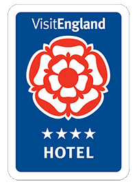Visit England Four Star Hotel Badge