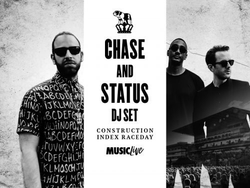 Construction Index Raceday with Chase and Status DJ Set