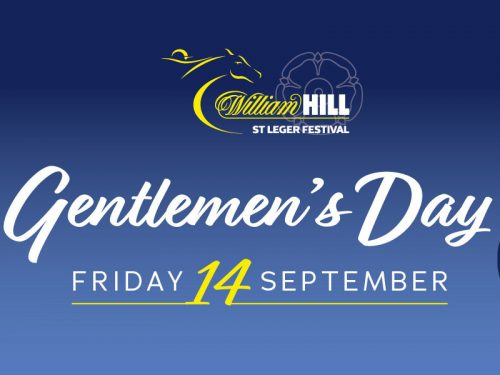St Leger Festival - Lakeside Village Gentlemen's Day