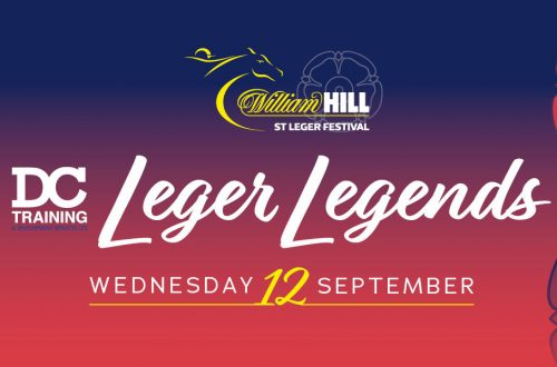 St Leger Festival - The DC Training and Development Services Leger Legends Day