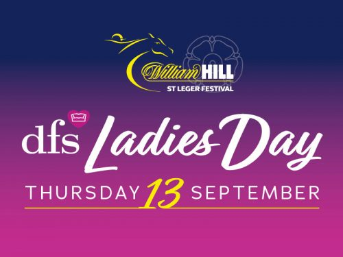 St Leger Festival - DFS Ladies Day