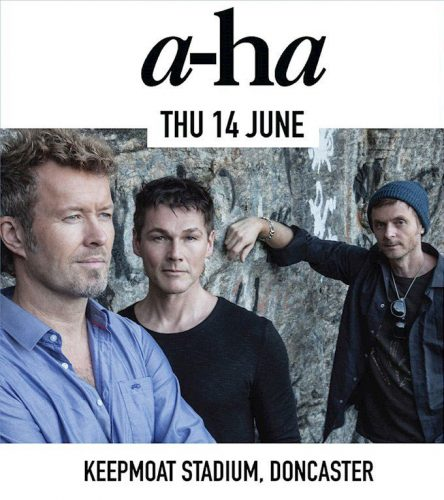 A-ha Summer Electric Tour