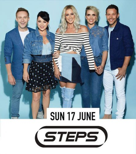Steps - Steps of Summer Tour