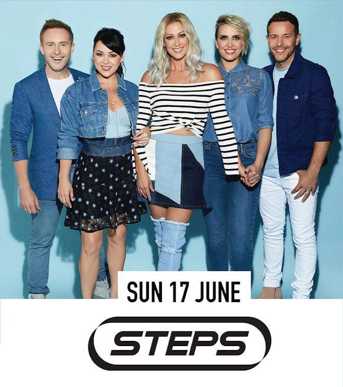 Steps - Steps of Summer Tour