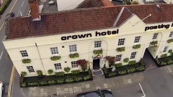 The Crown Hotel Bawtry A Four Star Luxury Hotel In Doncaster
