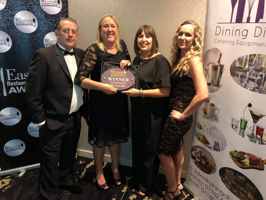 Eastside Restaurant Award Doncaster