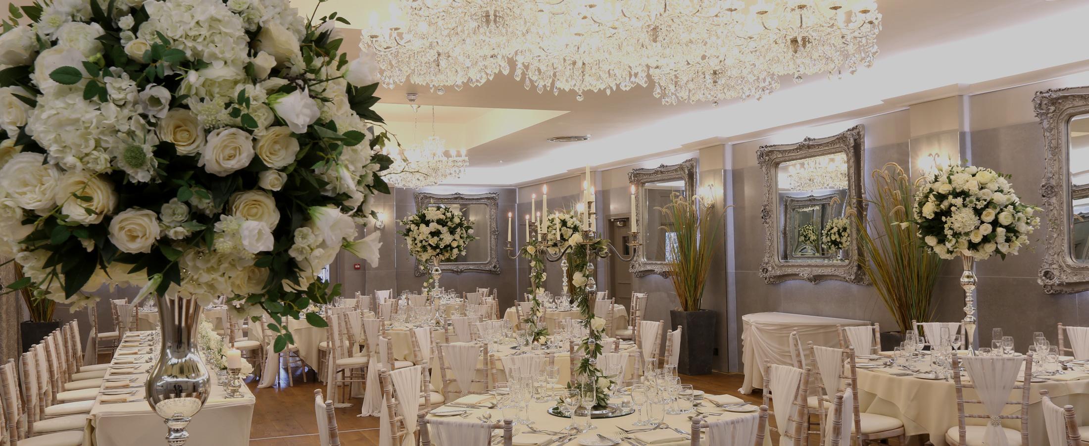 Doncaster Wedding Venue Refurbished