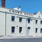 The crown Hotel Doncaster in 2020